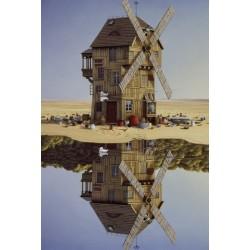 Yerka: Zrcalni odsev mlina...