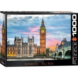 Big Ben, London (1000...