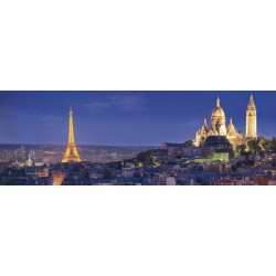 Večerne lepote Pariza (1000...