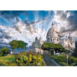 Montmartre, Francija (1000...