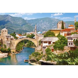 Mostar, Bosna in...