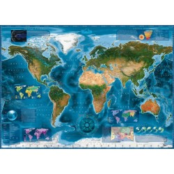 Satelitska slika sveta...