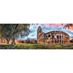 Kolosej ob sončnem zahodu,...