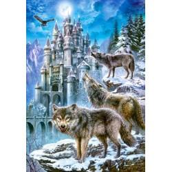 Volkovi in grad (1500...