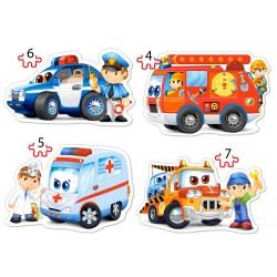 Reševalna vozila (4+5+6+7...
