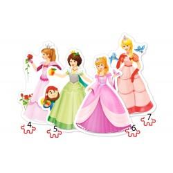 Princese (4+5+6+7 kosov) -...