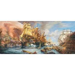 Bitka na morju (600 kosov)...
