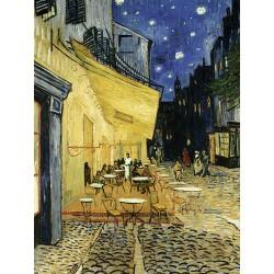 van Gogh: Kavarniška terasa...