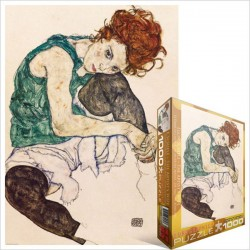 Schiele: Dekle (1000 kosov)...