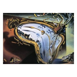 Dali: Melting clock (1000...