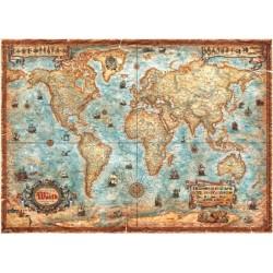Zemljevid sveta (3000...