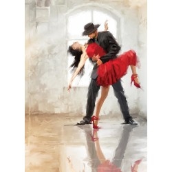 Strastni ples (1000 kosov)...