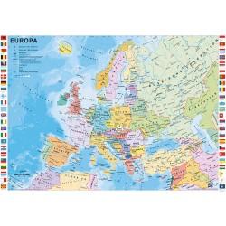 Zemljevid Evrope (1000...