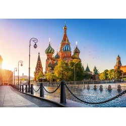 Saint Basil's Cathedral,...