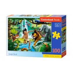 Knjiga o džungli (100...