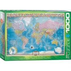 Zemljevid sveta (1000...