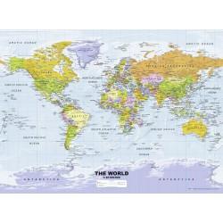 Zemljevid sveta (500 kosov)...