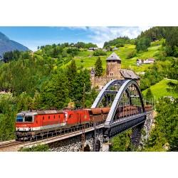 Vlak na mostu (500 kosov) -...