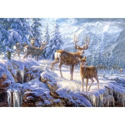 Zima v gorah (1000 kosov) -...