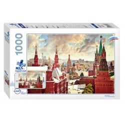 Kremlin, Moskva (1000...