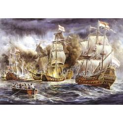 Bitka na morju (1500 kosov)...