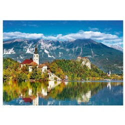 Bled, Slovenija (500 kosov)...