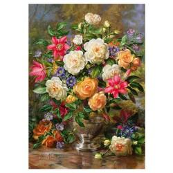 Rože za kraljico Elizabeto...