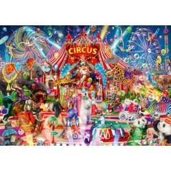 Noč v cirkusu (1000 kosov)...