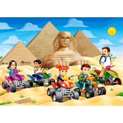 Egipt (60 kosov) -...