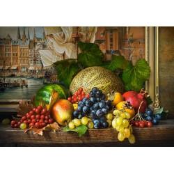 Tihožitje s sadjem (1500...
