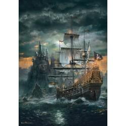Piratska ladja (1500 kosov)...