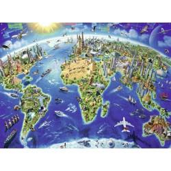 Širni svet (200 kosov) -...