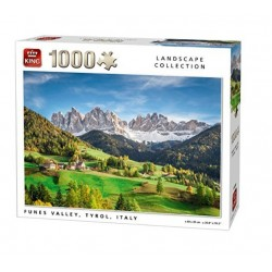 Dolina Funes, Tirolska,...