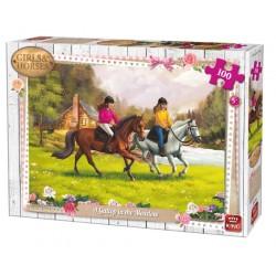 Dekleta in konji (100...