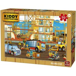 Gradnja (99 kosov) - King...