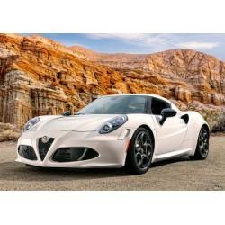 Alfa Romeo 4 C (500 kosov)...