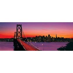 San Francisco, Oakland Bay...