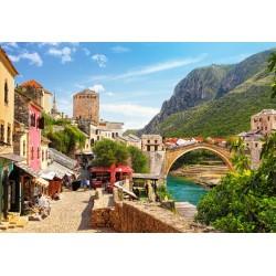 Mostar, staro mestno jedro...