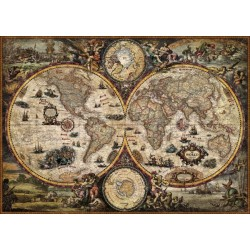 Zigic: Stari zemljevid...