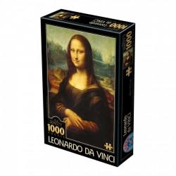 da Vinci: Mona Lisa (1000...