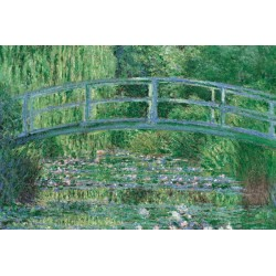 Monet: Japonski most (1000...