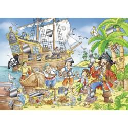 Zabava na piratski ladji...