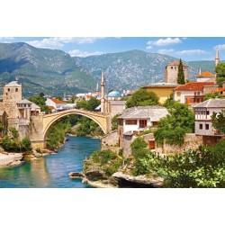 Mostar, Bosna in...