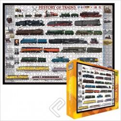 Zgodovina vlakov (1000...