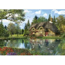 Hišica ob jezeru (2000...