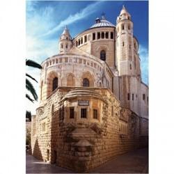 Jeruzalem, Izrael (1000...