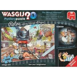 Wasgij: Mystery 1 - Na...