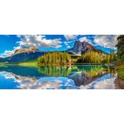 Jezero Emerald, Kanada (600...