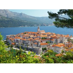 Korčula, Hrvaška (3000...