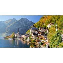 Hallstatt, Avstrija (4000...